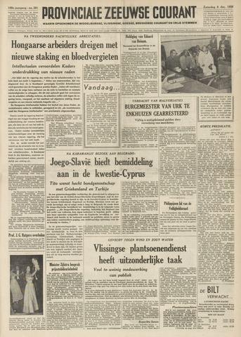 Provinciale Zeeuwse Courant 1956-12-08