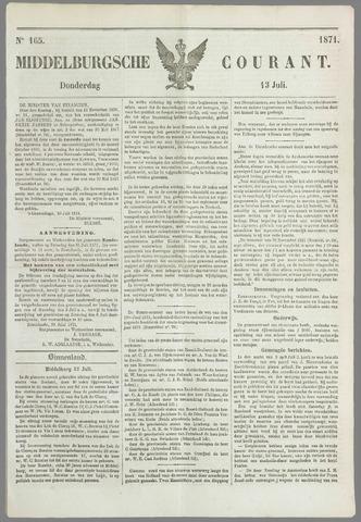 Middelburgsche Courant 1871-07-13
