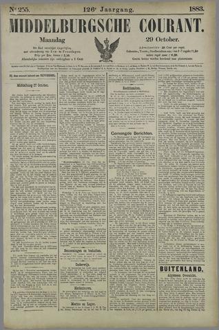 Middelburgsche Courant 1883-10-29