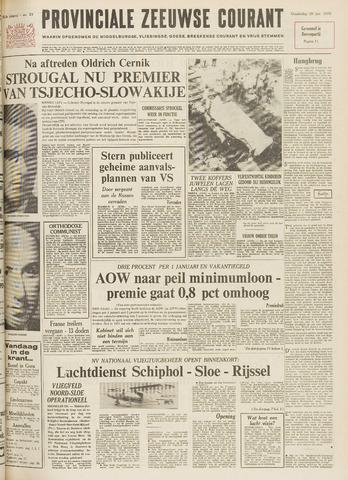Provinciale Zeeuwse Courant 1970-01-29