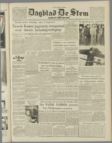 de Stem 1954-11-10