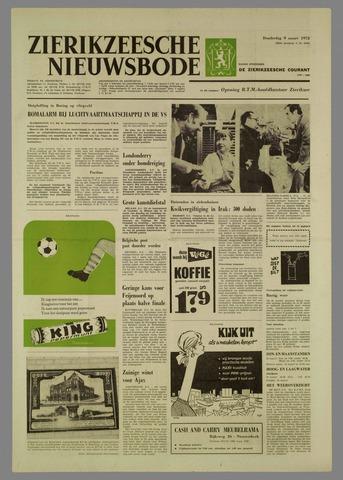 Zierikzeesche Nieuwsbode 1972-03-09