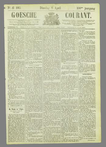 Goessche Courant 1913-04-08