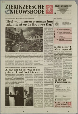Zierikzeesche Nieuwsbode 1993-07-12