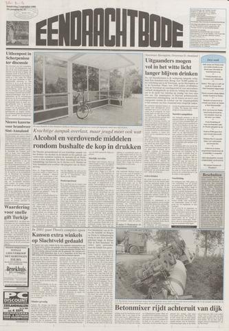 Eendrachtbode (1945-heden)/Mededeelingenblad voor het eiland Tholen (1944/45) 1999-09-02