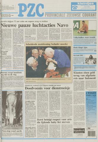 Provinciale Zeeuwse Courant 1995-09-18