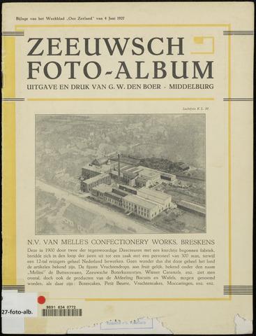 Ons Zeeland / Zeeuwsche editie 1927-06-04