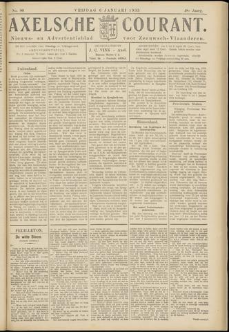 Axelsche Courant 1933-01-06