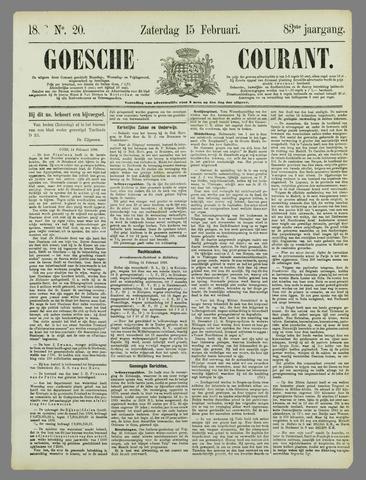 Goessche Courant 1896-02-15