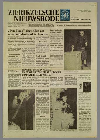 Zierikzeesche Nieuwsbode 1974-01-03