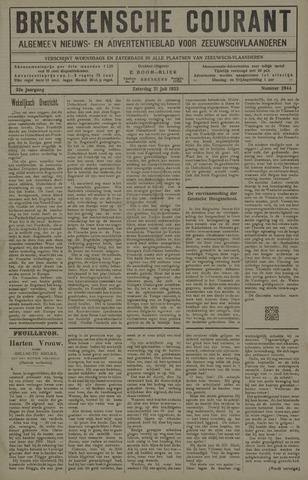 Breskensche Courant 1923-07-21