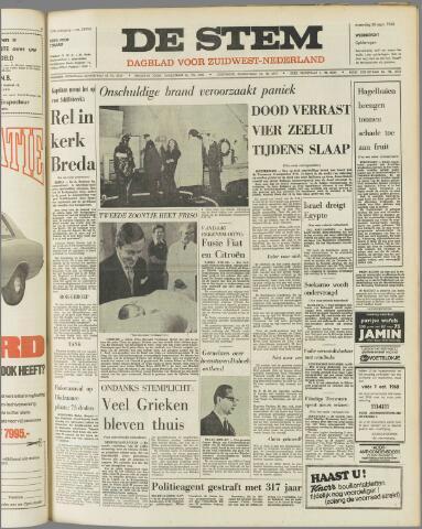 de Stem 1968-09-30