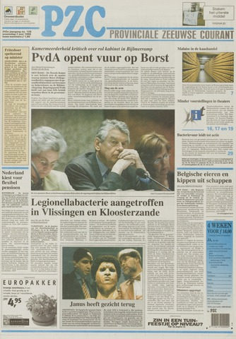 Provinciale Zeeuwse Courant 1999-06-02