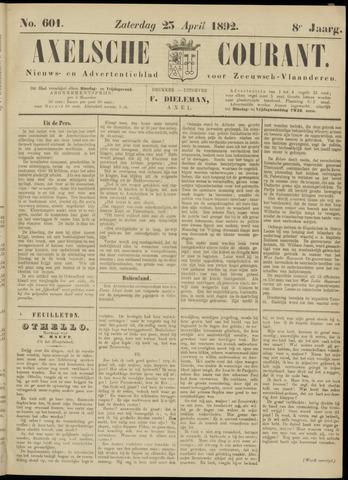 Axelsche Courant 1892-04-23