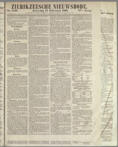 Zierikzeesche Nieuwsbode 1881-02-12