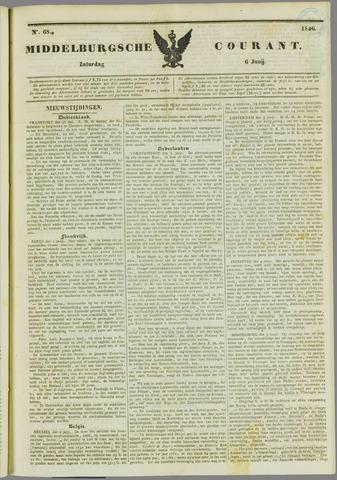 Middelburgsche Courant 1846-06-06
