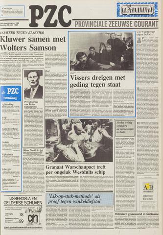 Provinciale Zeeuwse Courant 1987-06-16