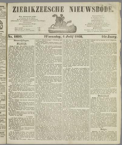 Zierikzeesche Nieuwsbode 1860-07-04
