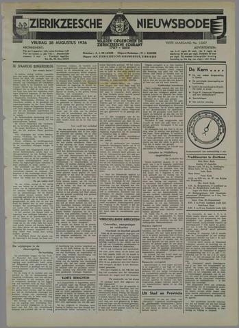 Zierikzeesche Nieuwsbode 1936-08-28