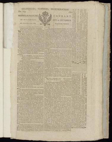 Middelburgsche Courant 1801-09-22