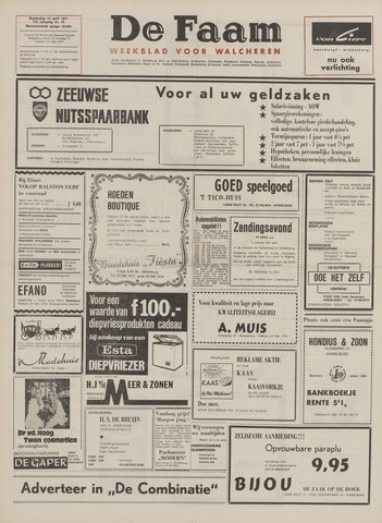 de Faam en de Faam/de Vlissinger 1971-04-15