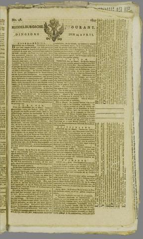 Middelburgsche Courant 1807-04-14