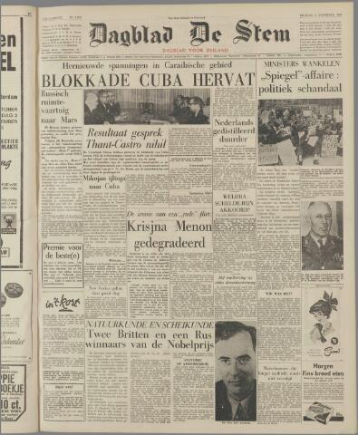de Stem 1962-11-02