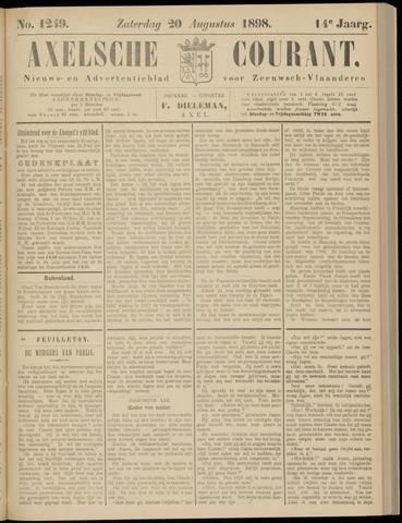 Axelsche Courant 1898-08-20