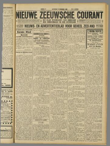 Nieuwe Zeeuwsche Courant 1929-12-21