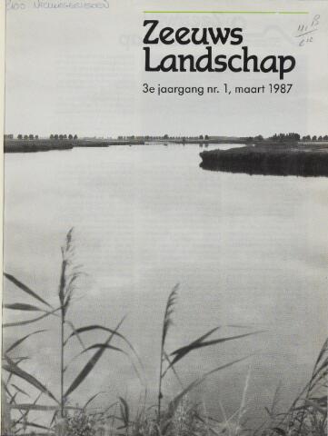 Zeeuws Landschap 1987-03-01