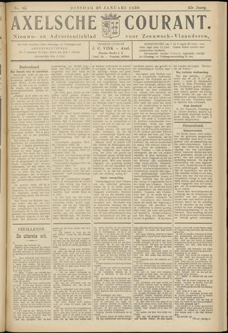 Axelsche Courant 1930-01-28