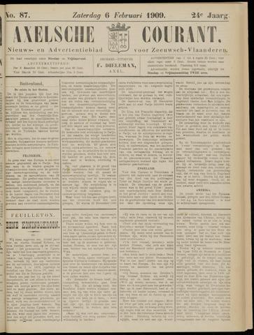 Axelsche Courant 1909-02-06