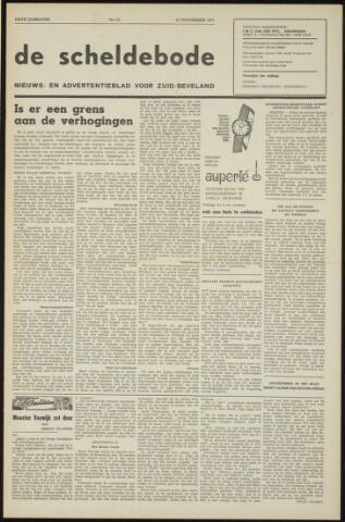 Scheldebode 1971-11-12