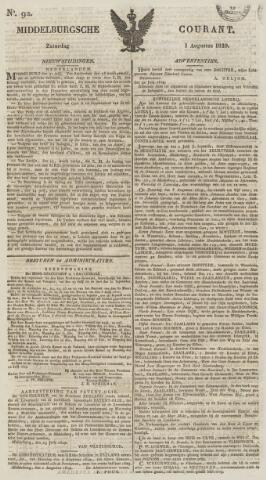 Middelburgsche Courant 1829-08-01