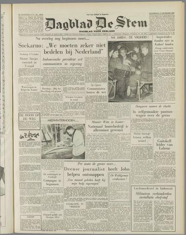 de Stem 1955-12-15