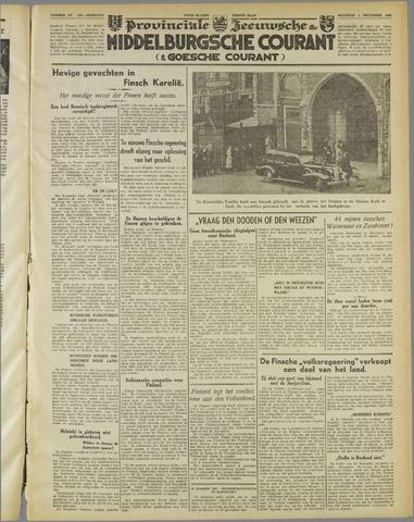 Middelburgsche Courant 1939-12-04