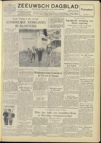 Zeeuwsch Dagblad 1955-04-09