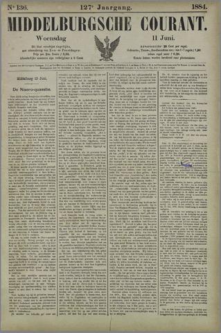 Middelburgsche Courant 1884-06-11