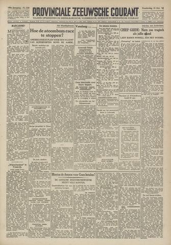 Provinciale Zeeuwse Courant 1946-10-10