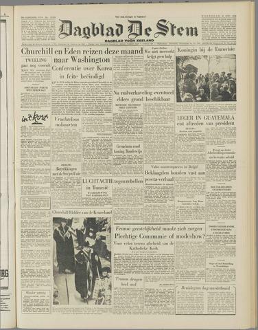 de Stem 1954-06-16