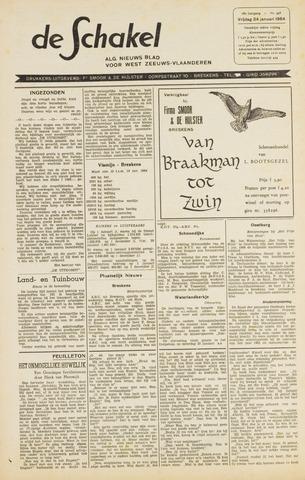 De Schakel 1964-01-24