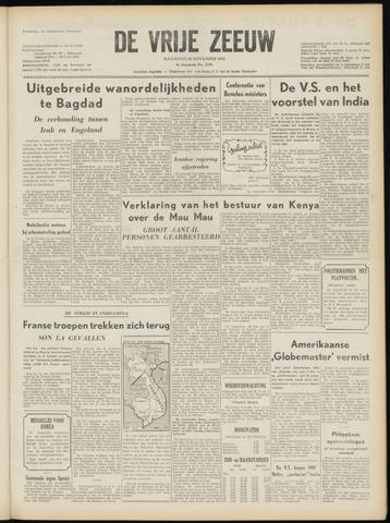 de Vrije Zeeuw 1952-11-24
