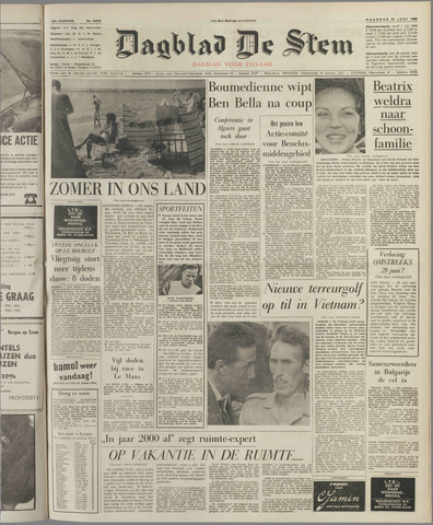 de Stem 1965-06-21