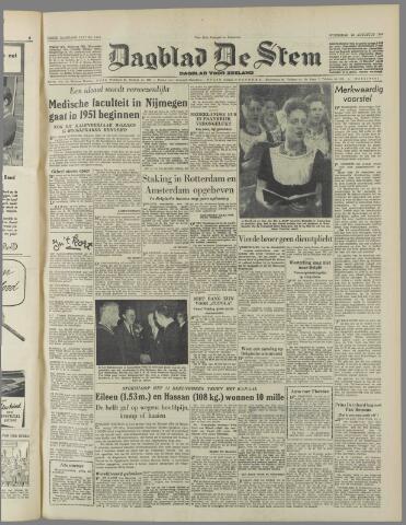 de Stem 1950-08-23