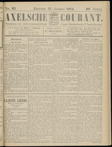 Axelsche Courant 1915-01-23