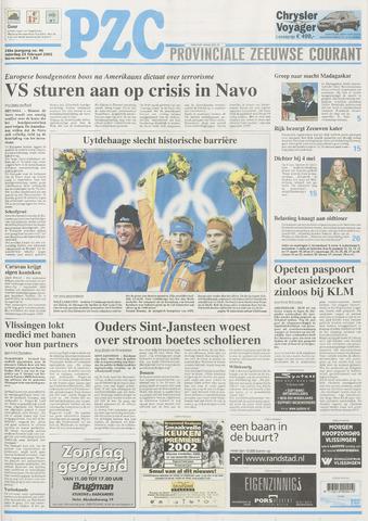 Provinciale Zeeuwse Courant 2002-02-23