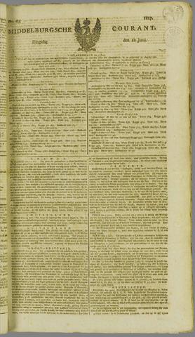 Middelburgsche Courant 1817-06-10