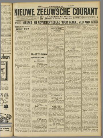 Nieuwe Zeeuwsche Courant 1929-08-03