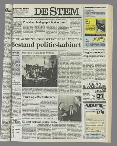 de Stem 1987-11-17