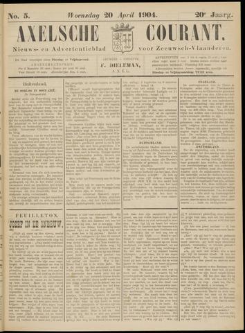 Axelsche Courant 1904-04-20